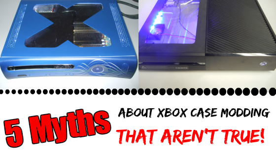 How to mod Xbox 360 ring of light