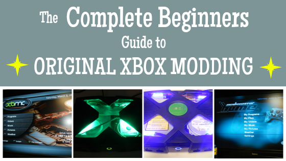The complete beginners guide to original Xbox modding